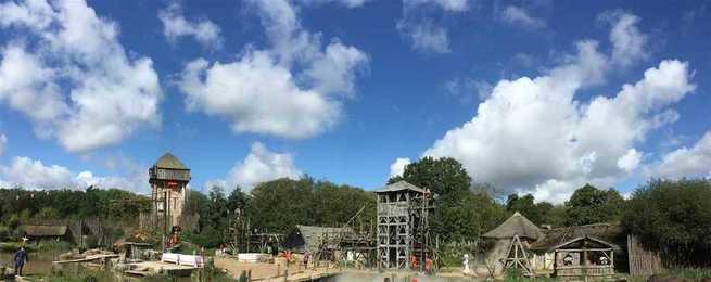 Explosionan de forma controlada un artefacto de la Guerra Civil encontrado en el parque temático Puy du Fou