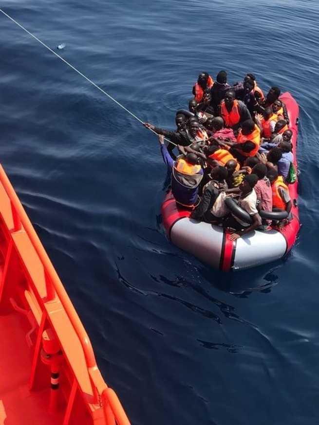 Una asociación toledana pide ayuda para financiar la puesta en marcha de un barco que rescate inmigrantes en el Mediterráneo