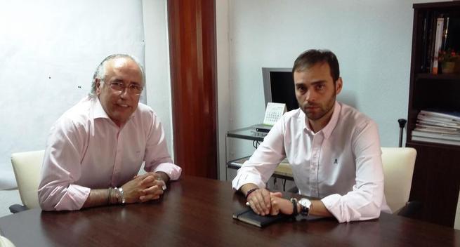 Imagen: Junta de Comunidades y Ayuntamiento de Puertollano concretan aspectos del Plan de Emergencia Exterior de la ciudad industrial