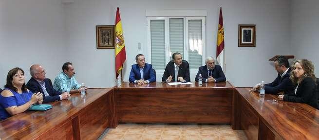 """Gregorio destaca que la variante de Fuente el Fresno para conectar Ciudad Real y Toledo supondrá """"un claro beneficio"""""""