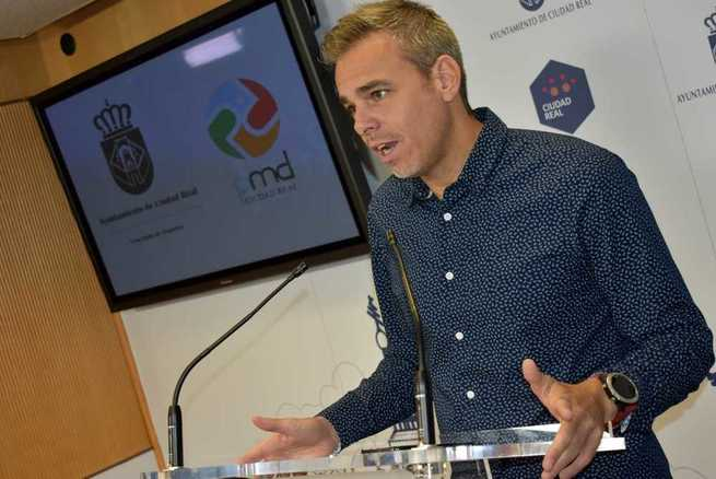 El PMD de Ciudad Real reduce en 30 euros el coste de la inscripción  para los Torneos Deportivos Locales