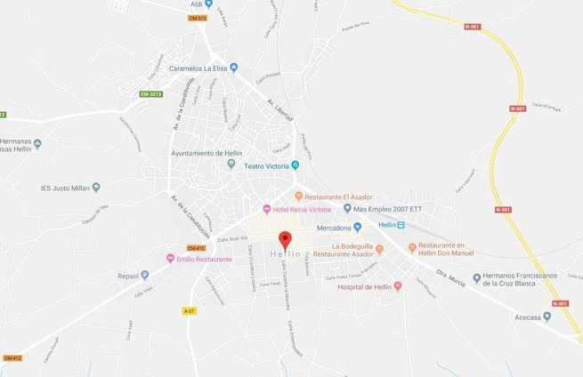 Fallece una mujer de 75 años tras caer desde un tercer piso en Hellín