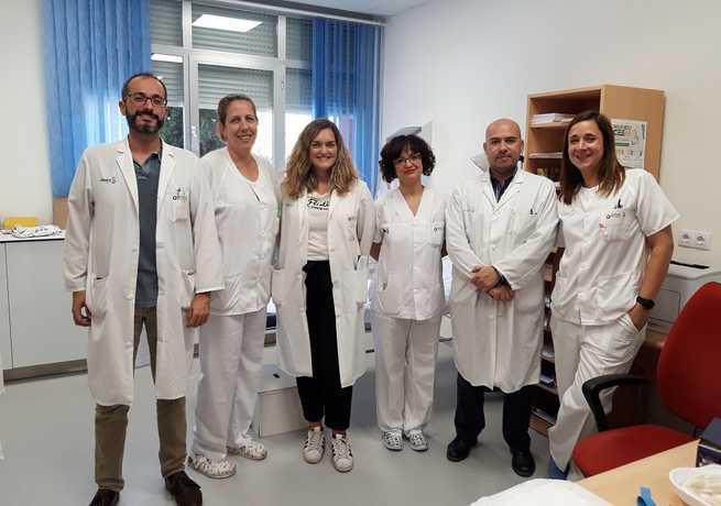 """El """"Virgen de Altagracia"""" de Manzanares se suma a las actividades organizadas por el SESCAM para promover la donación de médula ósea"""