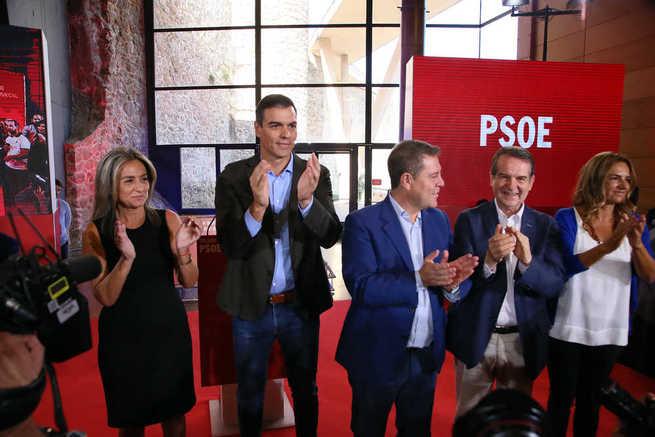 El secretario general del PSOE en Castilla-La Mancha reivindica un Gobierno estable para abordar asuntos como el agua y la financiación autonómica