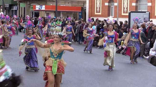 Convocado el XXIX Concurso Regional de Comparsas y Carrozas de Manzanares