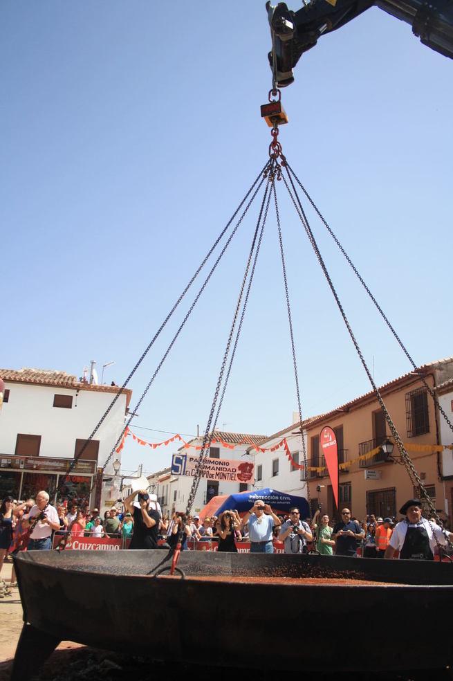 1254 kg: el pisto más grande del mundo dobla el récord anterior
