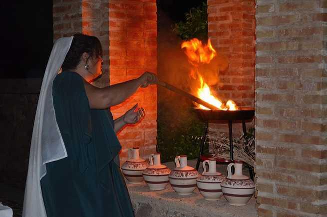 La Arqueología demuestra que Laminium fue un importante centro consumidor de vino en época romana