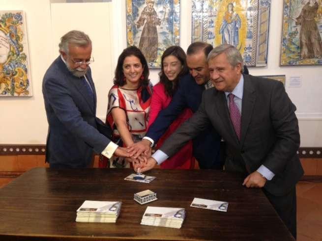CORREOS presenta un sello de la serie Oficios Antiguos, dedicado al oficio de alfarero y a la cerámica de Talavera