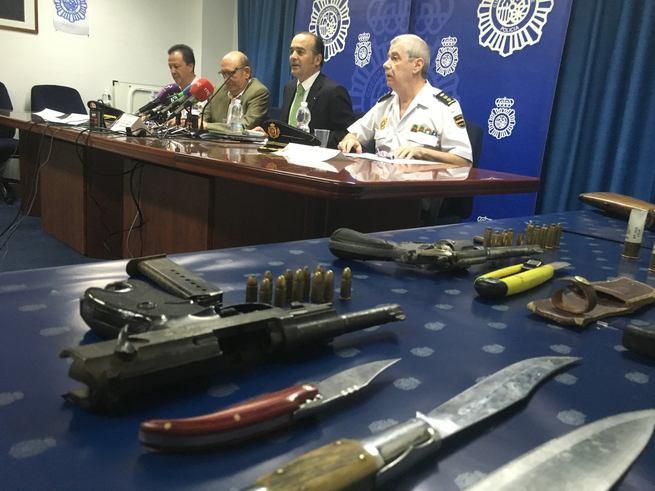 Detienen a dos personas de etnia gitana por disparos de escopeta en Ciudad Real