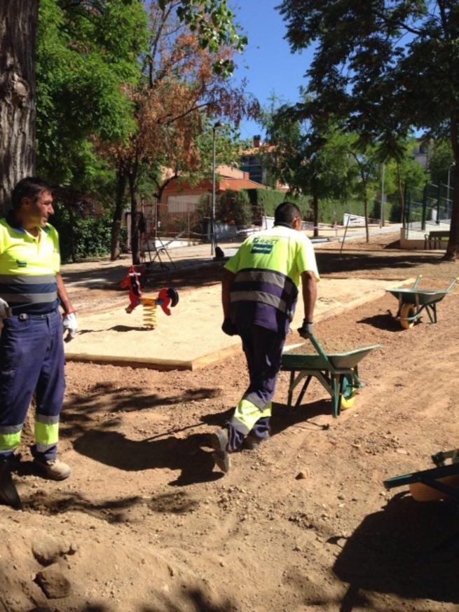 Imagen: El Ayuntamiento de Guadalajara trabaja en la creación de un área estancial  en las inmediaciones de  la Clínica de la Antigua