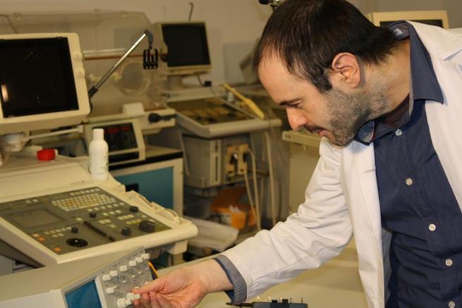 Imagen: El trabajo de investigación de dos docentes de la Politécnica de Cuenca, finalistas del premio Martin Black