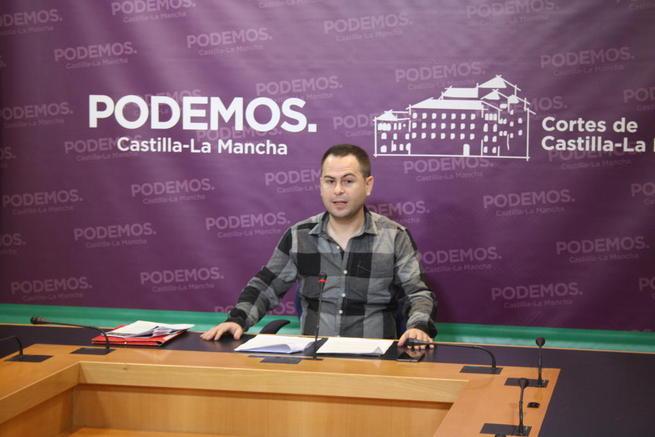 Imagen: Podemos registra en las Cortes una PNL para asegurar la lucha contra la violencia machista