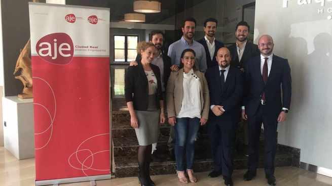 Laura Sánchez Cifo nueva Presidenta de AJE Castilla-La Mancha