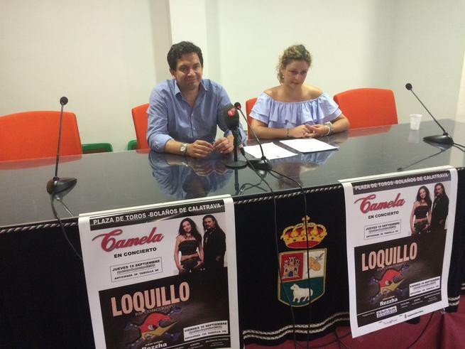 El alcalde de Bolaños presentó la programación de La Ferias y Fiestas en honor al Santísimo Cristo de la Columna para el mes de septiembre