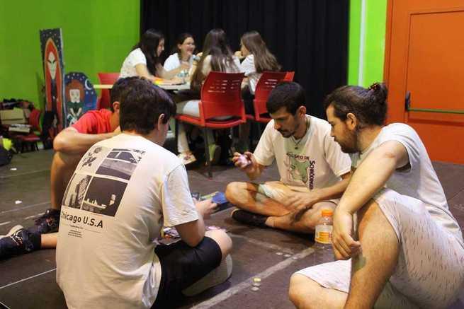 """Más de 300 jóvenes de la comarca de Alcázar han disfrutado ya de la III edición de las """"Paleto Returns"""""""