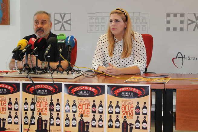 Vuelve Cervezalcázar la IV Muestra de cerveza artesana de La Mancha
