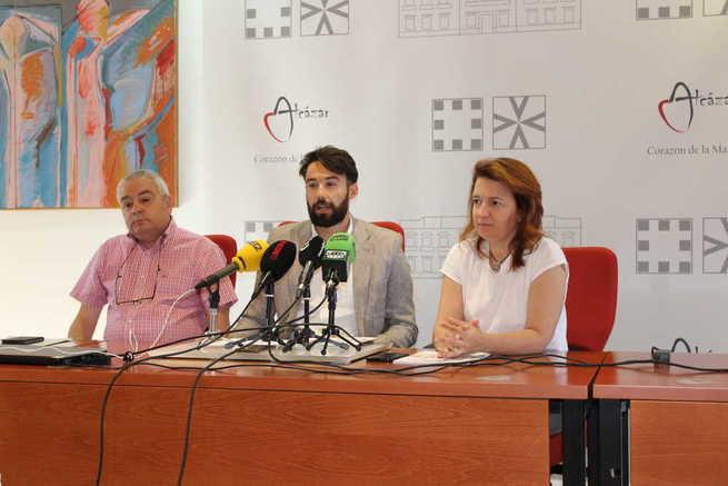 La ONCE celebrará en Alcázar su Semana de sensibilización del 14 al 20 de Octubre