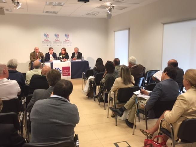 Imagen: Más de 35 periodistas asisten en Madrid a la presentación de la XXXV edición de FARCAMA