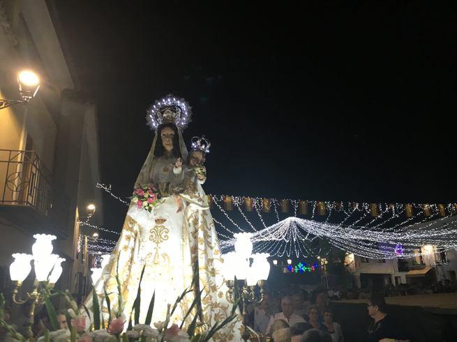 Pareja vivirá con alegría sus fiestas en honor a la Virgen de los Remedios
