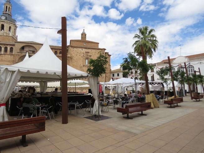 Sale a subasta la adjudicación de tabernas para las Jornadas Medievales de Manzanares