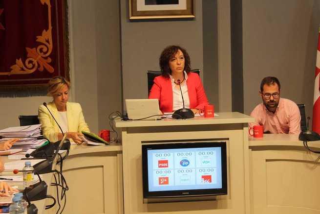 Alcázar retoma la normalidad política con la primera sesión plenaria tras el verano
