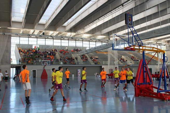 El Pabellón Vicente Paniagua de Alcázar acogió el Torneo de Selecciones Provinciales de Baloncesto
