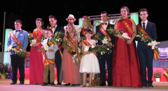 Imagen: Manzanares proclama por primera vez a zagales y zagalas