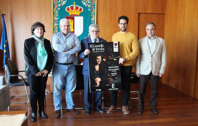 'El Lazarillo de Tormes' será representada en las cinco capitales de provincia para acercar el teatro al alumnado de 3º de la ESO