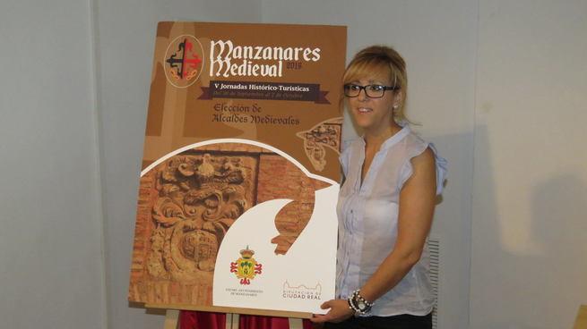 El escudo de la familia Salinas protagoniza el cartel de las V Jornadas Medievales de Manzanares