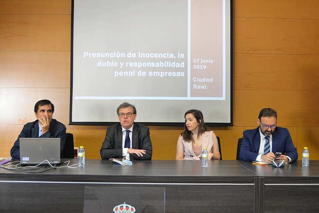 Un curso de la UCLM profundiza en aspectos esenciales del cumplimiento normativo empresarial