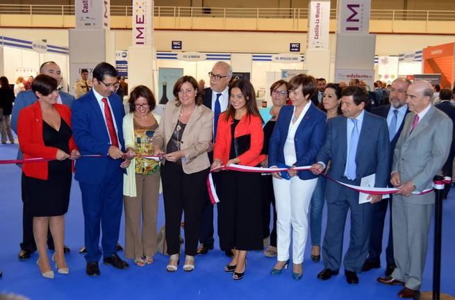 "Zamora augura un gran éxito a IMEX Castilla-La Mancha ""por el poder de convocatoria, negocio e intercambios"""