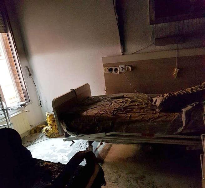 CSIF destaca el comportamiento ejemplar del personal de la residencia de mayores de Ciudad Real durante el incendio fortuito del jueves