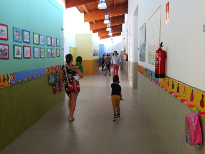 """Ya está en marcha en Villalcañas el nuevo curso en la Escuela Infantil """"Cuestas Blancas"""""""