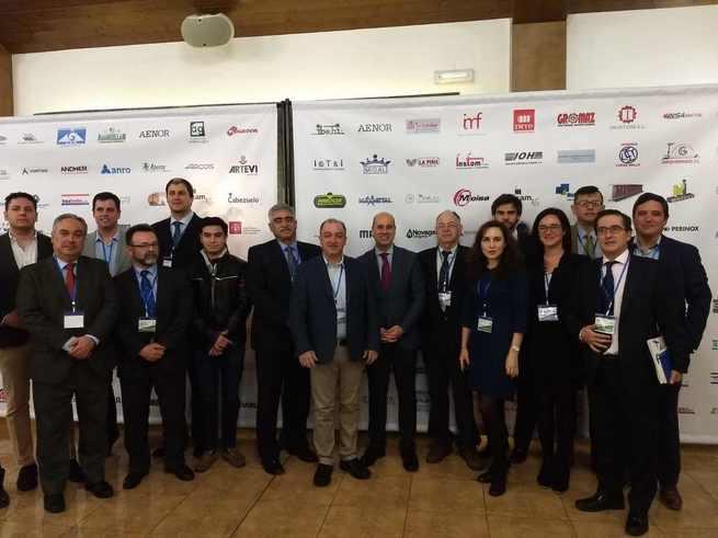 Grandes empresas manufactureras del sector del metal-mecánico de España y otros países se dan cita en Castilla-La Mancha