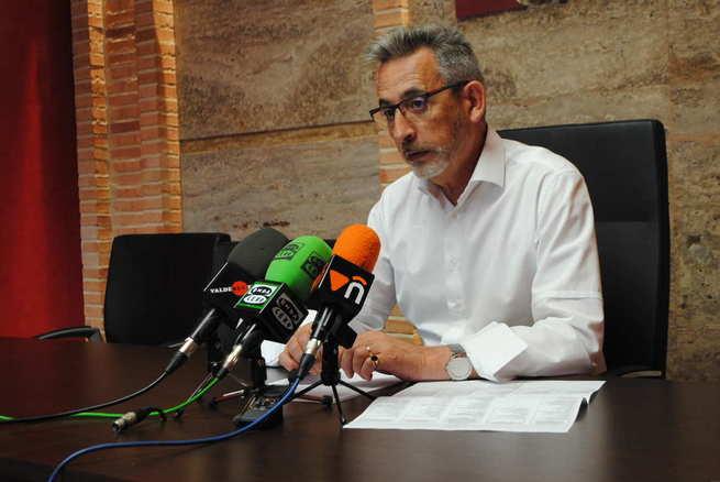 Jesús Martín conforma el nuevo Gobierno municipal de Valdepeñas