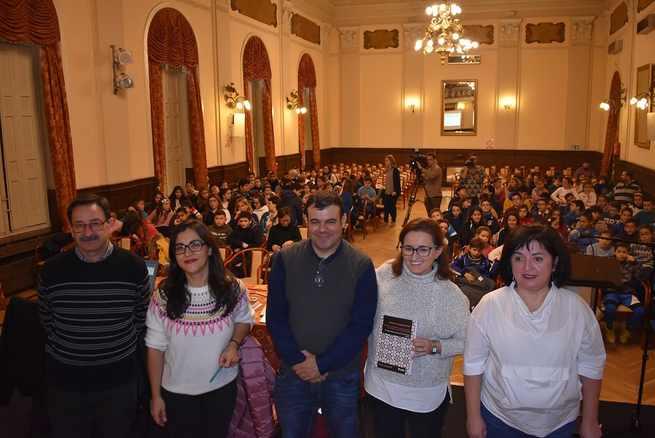 """300 escolares de Ciudad Real participan en la tercera edición del programa """"¡Nosotros Proponemos!"""""""