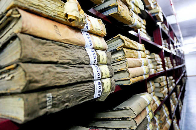 Los archiveros invitados a participar el jueves 7 en una jornada de formación en procedimientos de valoración documental