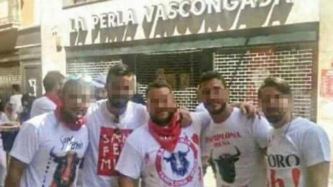 La Audiencia Provincial de Navarra dicta que 'La Manada' seguirá en libertad