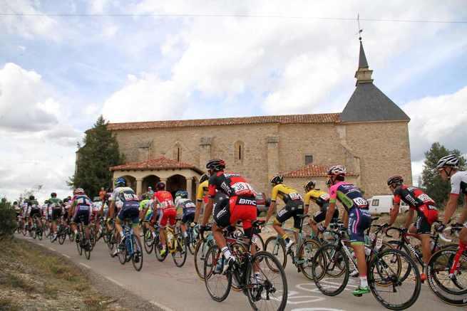 La Vuelta 2019 pasará por Sigüenza, con televisión en directo