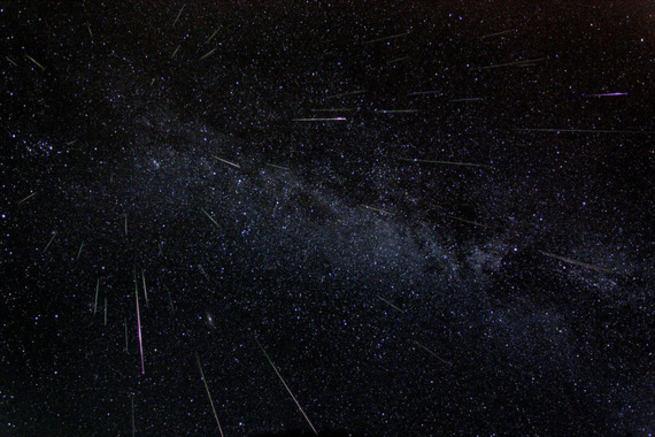 Llegan las Perseidas, este año pueden alcanzar los quinientos meteoros por hora