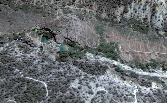 Herida una mujer de 29 años tras sufrir una caida mientras se bañaba en Enguídanos (Cuenca)