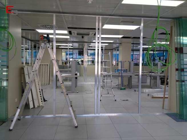 Reformar una oficina en Madrid