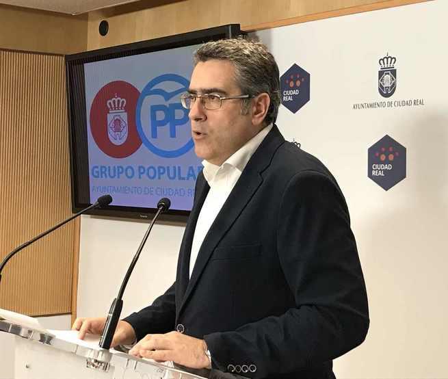 """Rodríguez: """"Ya nadie se cree las promesas electorales de Pilar Zamora para tapar el fracaso de esta legislatura"""""""