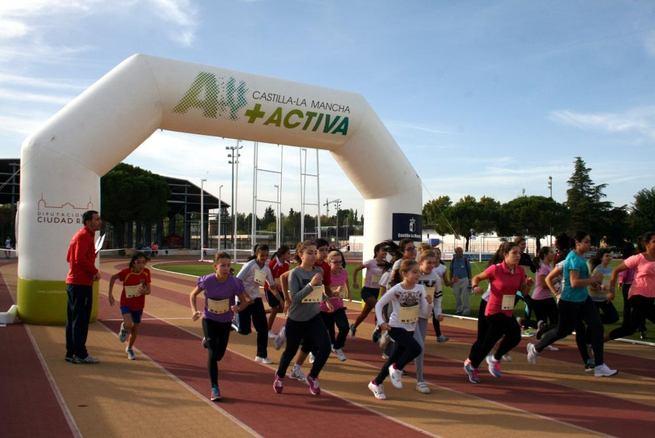 """Imagen: La 15ª Carrera Escolar """"Jugando al atletismo"""" convertirá en apasionados atletas a miles de escolares de la provincia"""
