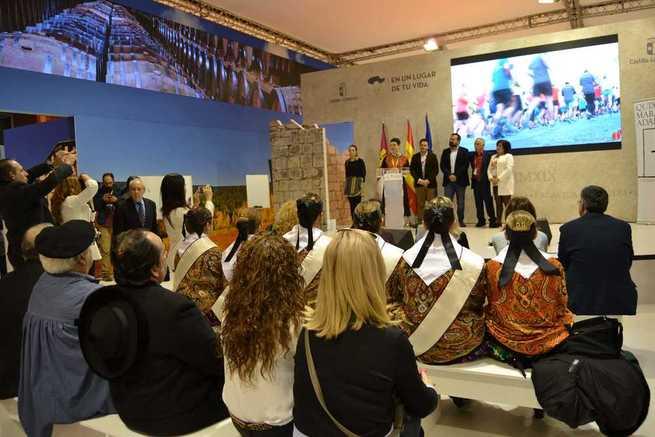 El 25º Quijote Maratón de CLM se presentará en FITUR, clara apuesta por el turismo deportivo en el 6º Centenario de Ciudad Real