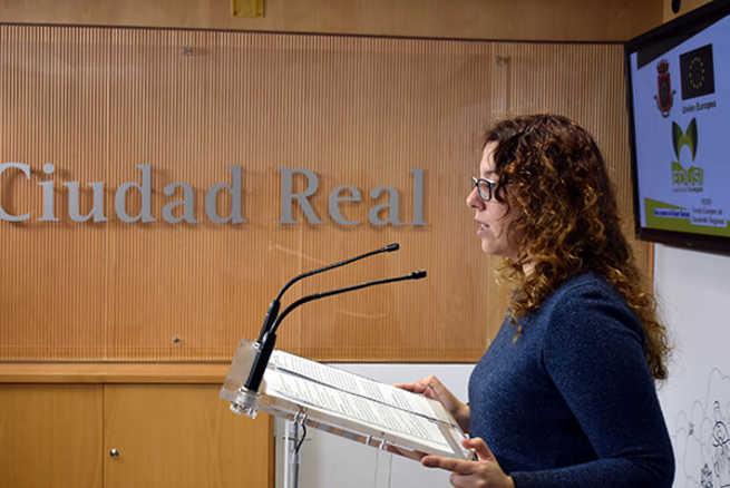 El compromiso de Ciudad Real con el cumplimiento  de los Objetivos de Desarrollo Sostenible