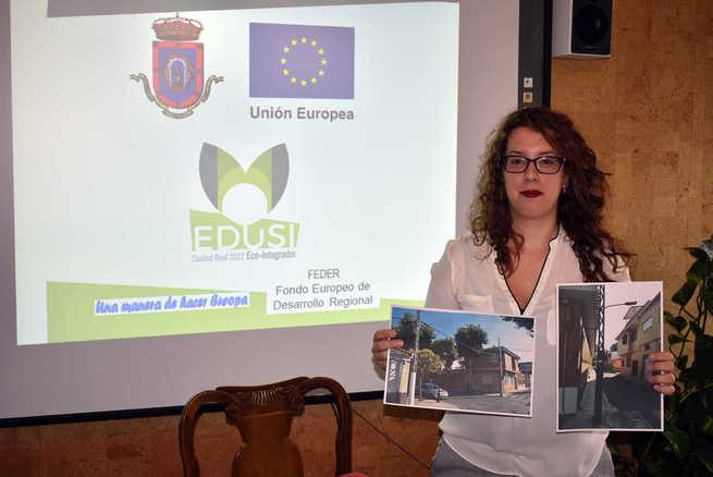 Unión Fenosa ya tiene licencia para comenzar el soterramiento de cables en el barrio de El Pilar en Ciudad Real