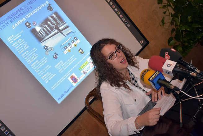 Ciudad Real organiza una decena de actividades para conmemorar la Semana Europea de la Movilidad