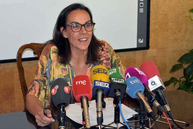 La Concejala de Festejos de Ciudad Real valora la normalidad y la alta participación en las actividades de la Feria y Fiestas