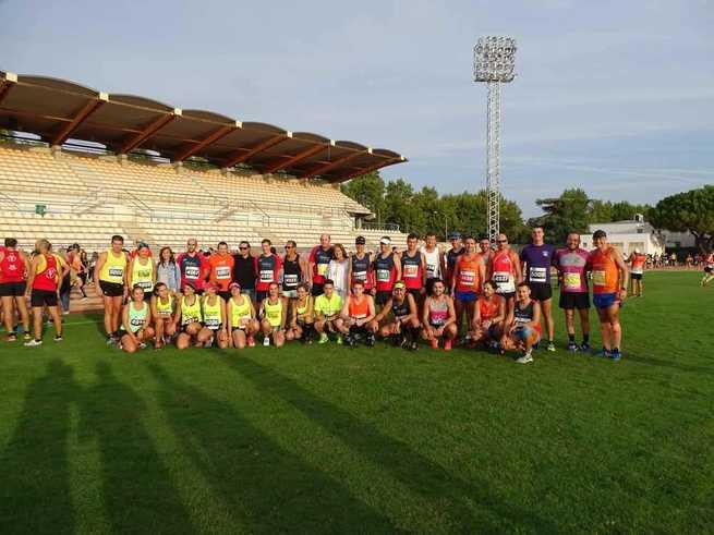 Nuevo éxito de participación y organización en la 42 Medio Maratón de Torralba de Calatrava